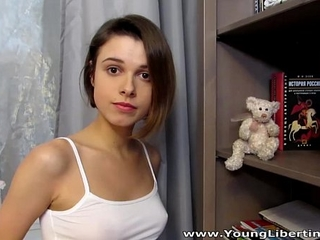 Young Libertines - Hot mighty plowing Carmen Fox cumshot teenager pornography