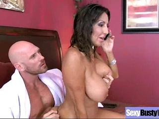 Warm Action Rock hard Sex Gauze With Big Beautiful Obese Knockers Cougar (tara holiday) video-29