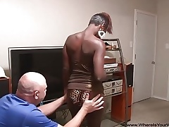 Love Those Anal Ebony Housewives