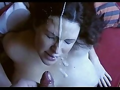 BBW Head #379 Thick Mom on the Bed