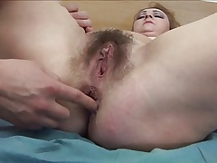 Mature Mary's buttfuck creampie